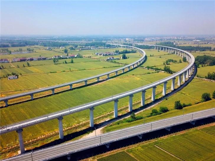 中国铁路:江苏即将实现市市通高铁