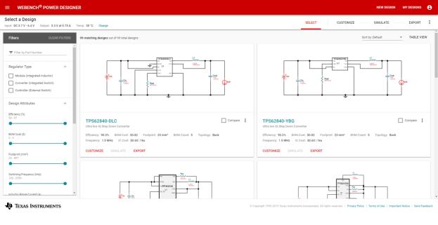 如何使用WEBENCH为超低功耗应用设计近100%的占空比