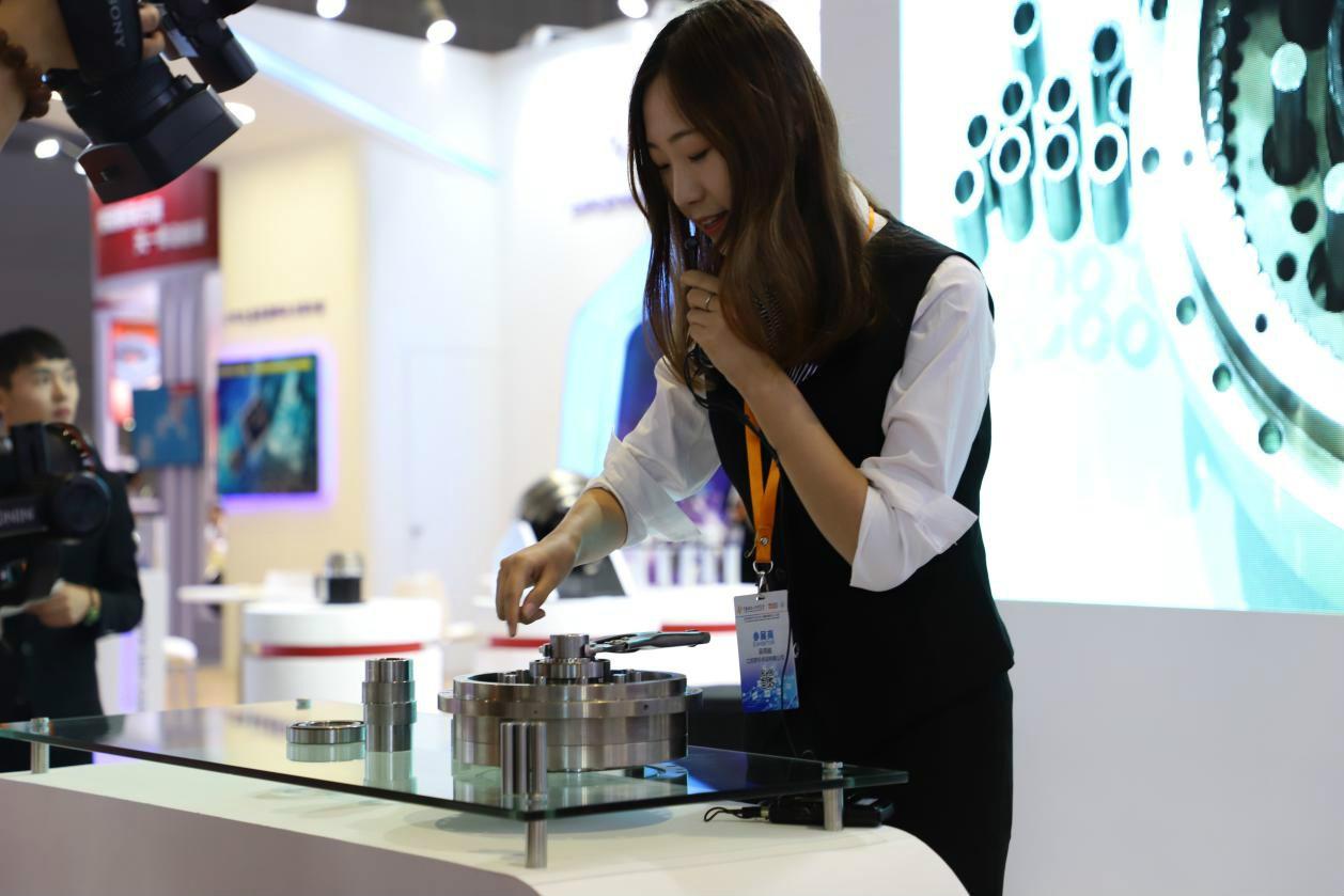 纽伦堡世界发明金奖得主村田精密 于工博会发表新时代减速机