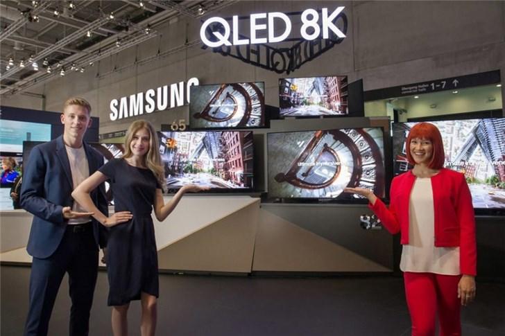 三星、LG同日举行技术说明会,互相指责对方是假8K电视