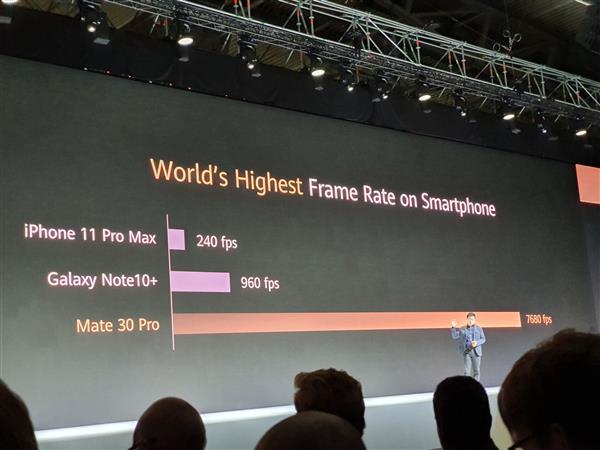 华为发布Mate 30系列手机:麒麟990 5G处理器、4000万徕卡四摄