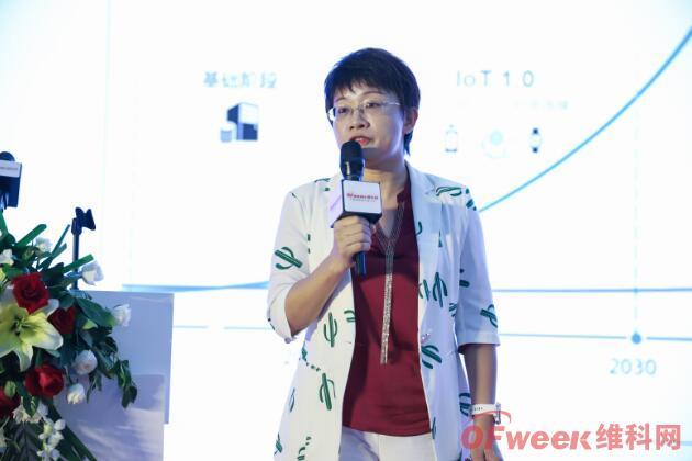 京东方移动健康事业检测设备解决方案事业部总经理邓华玲:技术引领创新数字赋能生命