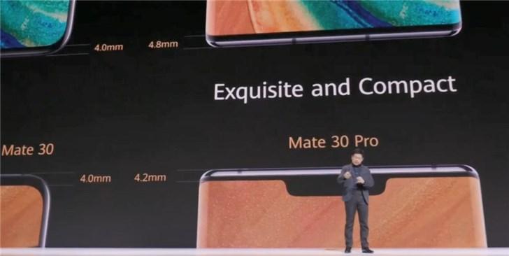 一文总结华为Mate 30 Pro发布会