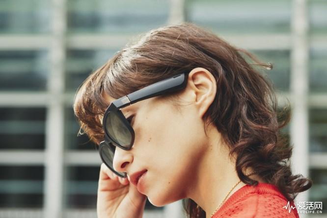 Bose推出智能音频眼镜,1599元起售