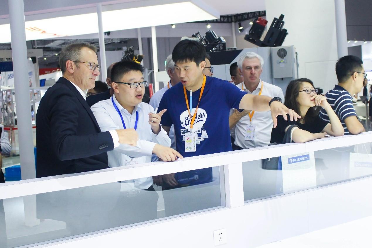 2019工博会,第三视角下的仙知科技魅力~