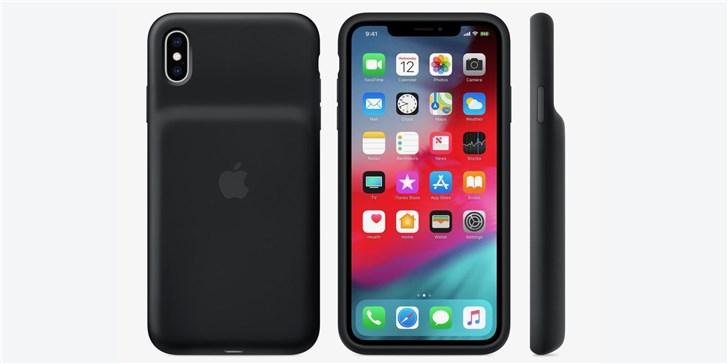 苹果将为iPhone 11/Pro推出智能电池保护壳