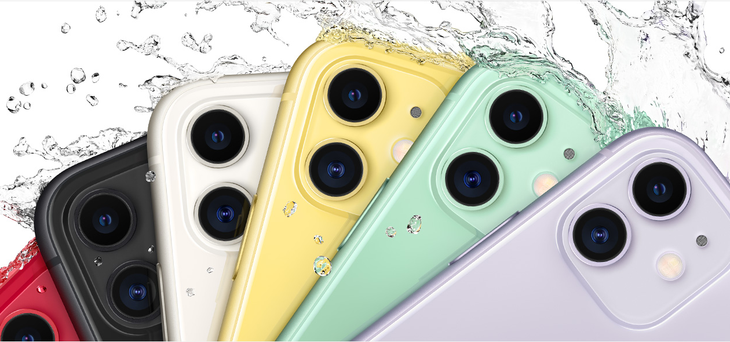 5G PK 超广角!谁会在iPhone 11销量角逐中更胜一筹?