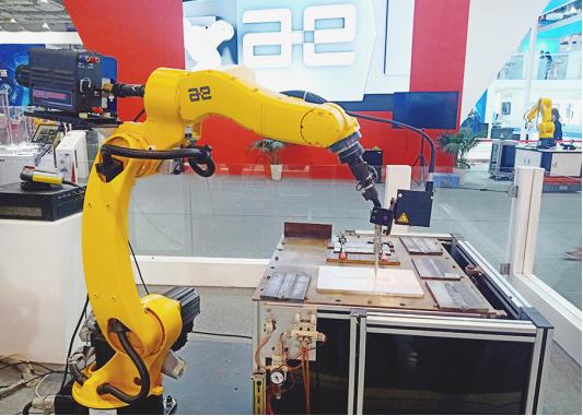 超级想看?配天机器人在工博会的科技盛宴!