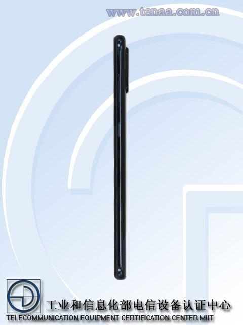 三星Galaxy A70s入网工信部:水滴屏+后置三摄