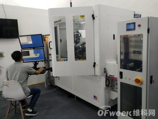MRSI Systems钱毅博士:数据中心/5G时代光电子器件装配自动化制造的最新解决方案