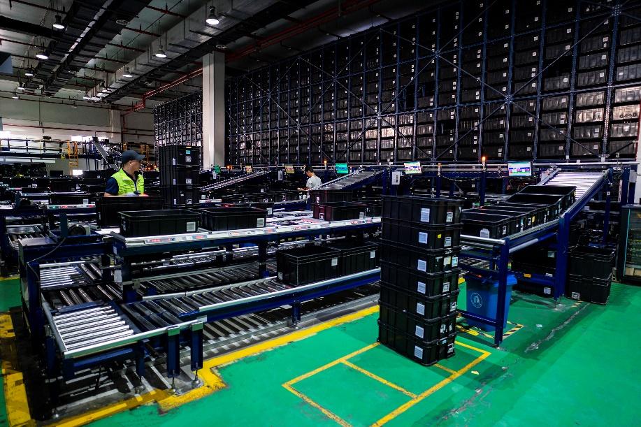 探访联想联宝工厂:如何打造智能制造标杆