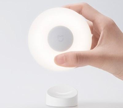 米家夜灯2正式开售:360度磁吸旋转光,售价49元