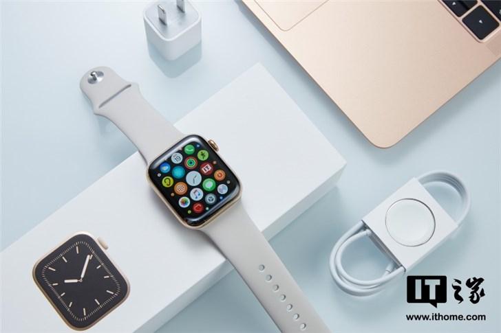苹果Apple Watch Series 5体验:不息屏的健康管家