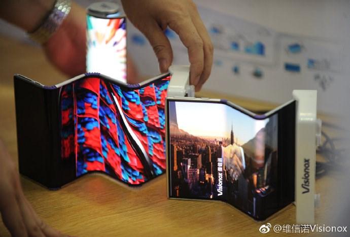 供应链:小米MIX Alpha 5G环绕屏来自维信诺