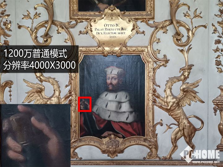 4800万像素拍照好在哪?对比有图有真相