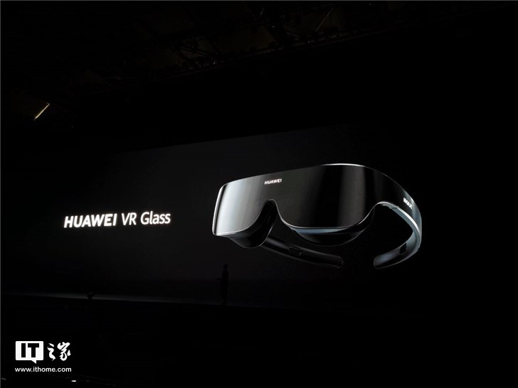 华为VR Glass正式亮相:极具科技感,近视眼也能看