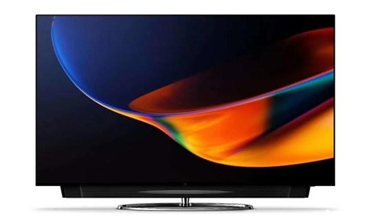 一加电视发布 55英寸QLED面板还有升降音箱