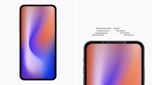 2020年iPhone原型机曝光:6.7英寸iPhone无刘海