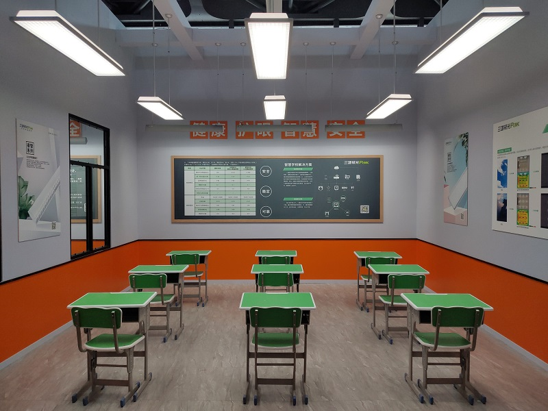 三雄极光亮相上海教育展 智慧校园系统赋能教育领域