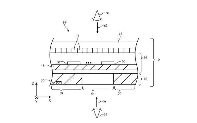 苹果申请新专利:未来iPhone或将采用会发光的LOGO