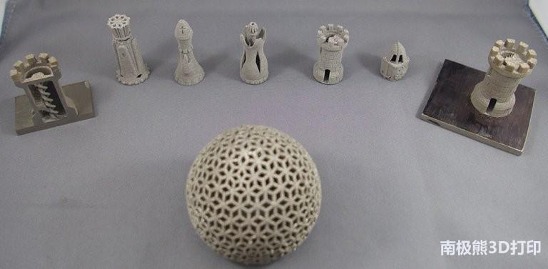 新颠覆:RMP1金属3D打印技术输出效率达到350kg/天,生产速度提高了20倍