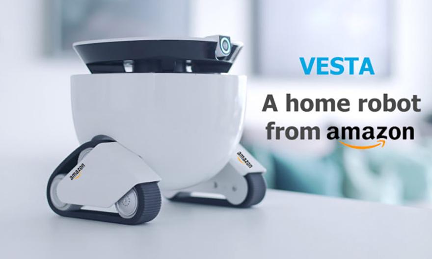 家庭机器人创企接连倒闭,亚马逊Vesta可以打破魔咒吗?