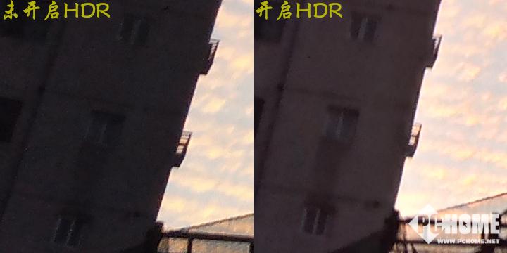 你了解手机相机里的HDR功能不?