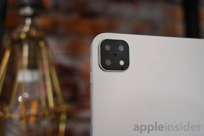 "2019 iPad Pro模型曝光,""浴霸三摄""引人注目"