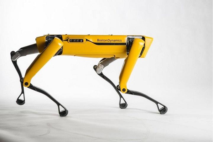 """Spot机器狗签约太阳马戏团,正进行""""娱乐潜力""""评估"""