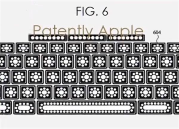 苹果研发真实触感虚拟键盘:可能用于iPad