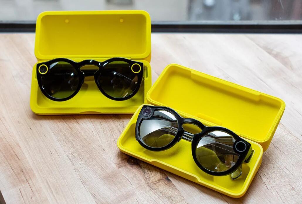Snap首席执行官谈AR智能眼镜:距离大众普及还有10年时间