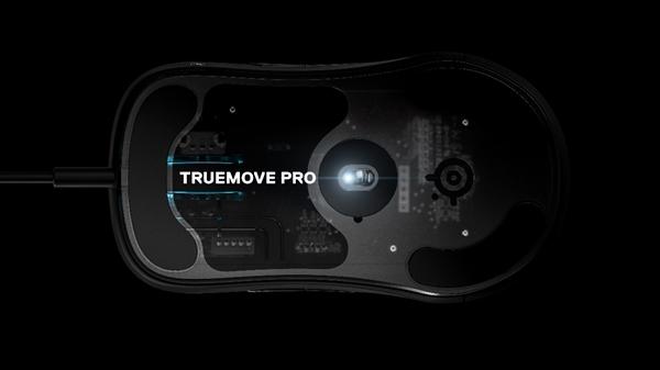 赛睿推Sensei Ten游戏鼠标 搭载TrueMove Pro传感器