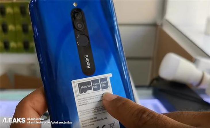 Redmi 8真机图曝光:5000mAh大电池,预计售价千元内