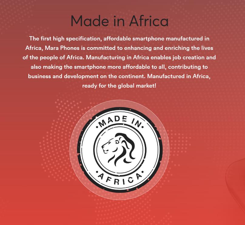 非洲首批自主研发智能手机发布 能否崛起?