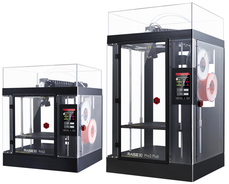 3D打印机大厂Raise3D正式进军中国市场
