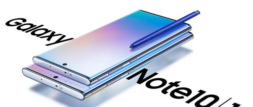 三星 Galaxy Note 10+ 对比 iPhone XS Max,完虐不在话下?