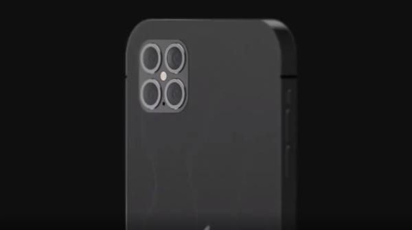 iPhone 12 Pro概念渲染视频曝光:重回iPhone 4外观、无刘海