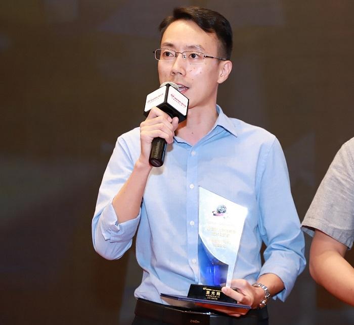 奔腾激光荣获维科杯·最佳激光智能装备技术创新奖