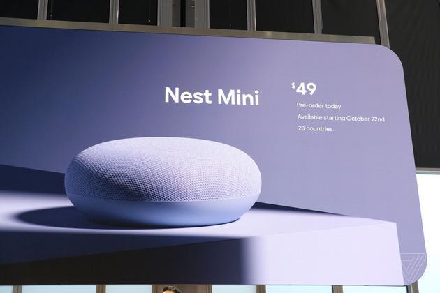 一文看懂谷歌秋季发布会:Pixel4、无线耳机、智能音箱等新品亮相