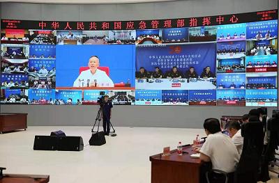 华平全力保障新中国成立七十周年庆祝活动