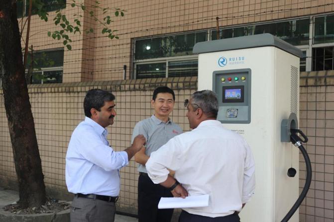 锐意创新!走向世界的中国充电桩制造企业