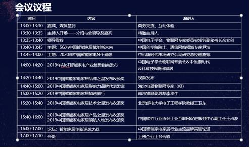 物联网时代来袭!中国AIoT智能家电家居行业高峰论坛相约南京