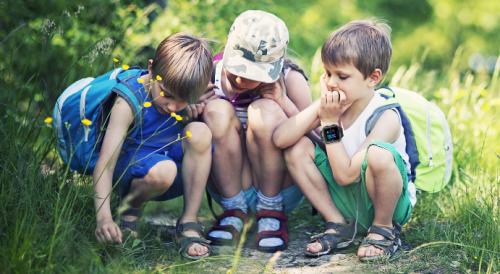 支持九重AI定位高清通话 华为儿童手表 3X开启预售