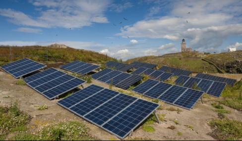 未來5年內,預計太陽能容量增加600GW,可再生...