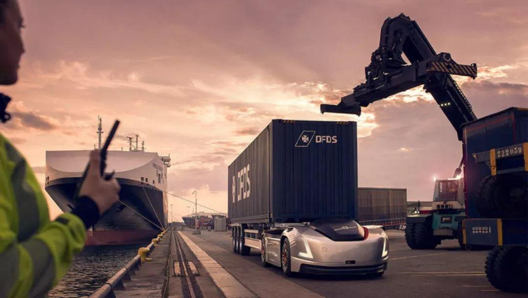 """沃爾沃集團:自動駕駛2020在物流、礦區、港口""""賺錢"""""""