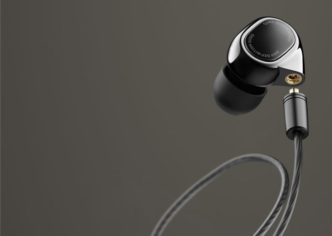 小米四单元圈铁耳机公布,售价899元