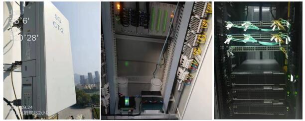 全国最大规模5G智能电网实验网