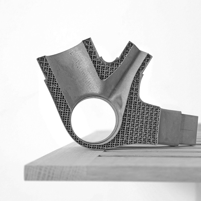 提供定制自行车,澳大利亚自行车公司采购雷尼绍金属3D打印机