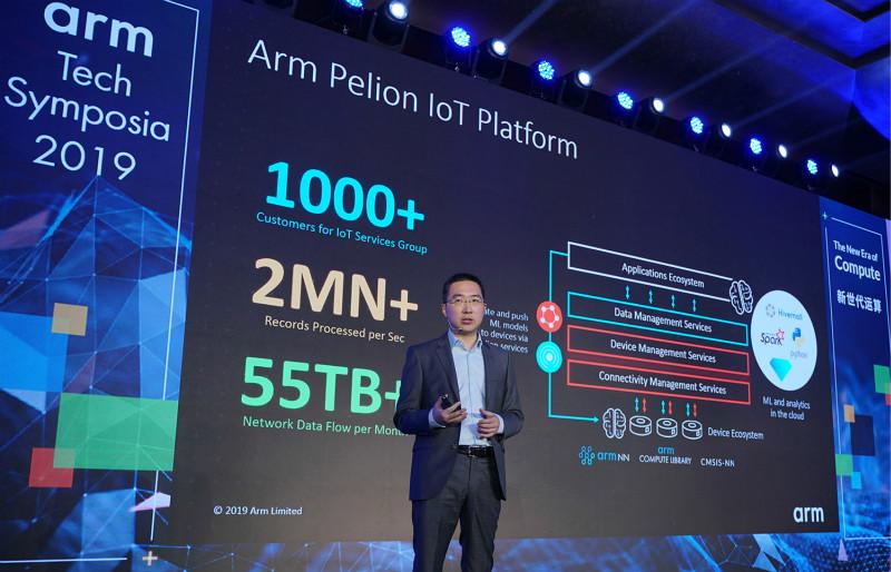 Arm推出全新IP支持智能沉浸式体验