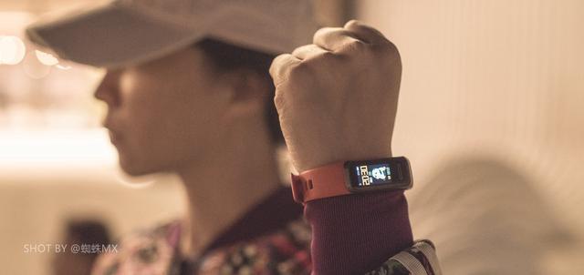 华为手环4初体验:9大运动模式,血氧心率睡眠监测全具备